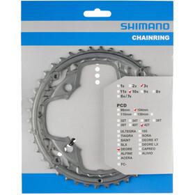 Shimano Deore FC-M590-10 Kettenblatt für Kettenschutzring 10-fach AE grau